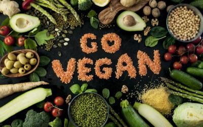 Recomendaciones dietéticas para veganos